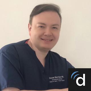 Daniel Manrique, MD, Otolaryngology (ENT), Davenport, FL