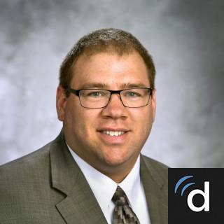 Aaron Konrad, MD, Radiology, Quincy, IL, Blessing Hospital