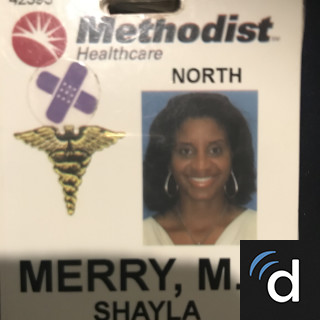 Shayla Merry-Afoakwa, MD, Internal Medicine, Memphis, TN, Methodist Healthcare Memphis Hospitals