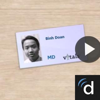 Binh Doan, MD, Internal Medicine, Jacksonville, FL, Orange Park Medical Center