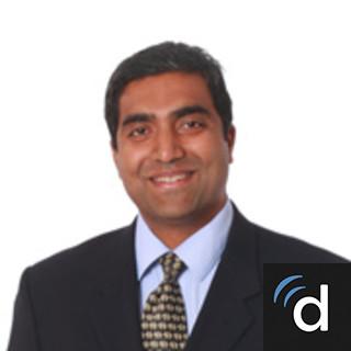 Sujay Bangarulingam, MD, Pulmonology, Urbana, IL, Carle Foundation Hospital
