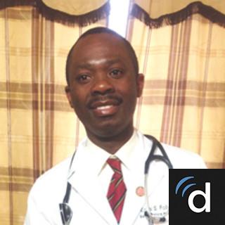 Komi Folly Jr., MD, Internal Medicine, Tulsa, OK, St. John Medical Center