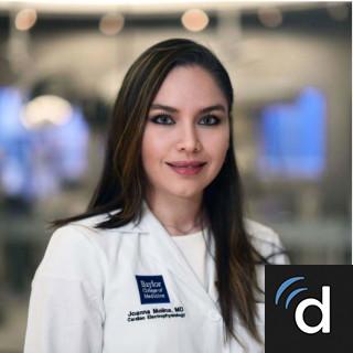 Joanna Molina Rojo, MD, Cardiology, Houston, TX, Baylor St. Luke's Medical Center