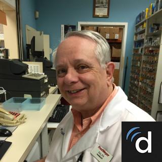 Ralph Bixler, Pharmacist, Coos Bay, OR