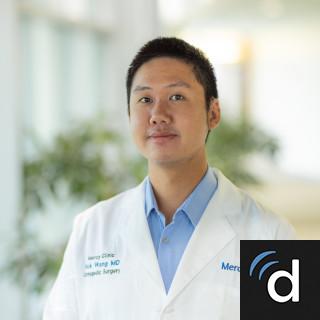 Rick Wang, MD, Orthopaedic Surgery, Saint Louis, MO