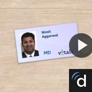 Nimit Aggarwal, MD, Pulmonology, Chicago, IL