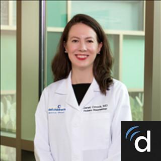 Janet Orrock, MD, Pediatric Rheumatology, Austin, TX, Dell Children's Medical Center of Central Texas