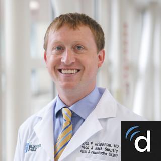 Ryan McSpadden, MD, Otolaryngology (ENT), Buffalo, NY, Roswell Park Comprehensive Cancer Center