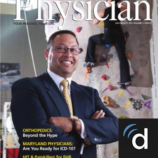Ronald Delanois, MD, Orthopaedic Surgery, Baltimore, MD, Northwest Hospital