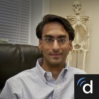 Ashesh Patel, MD, Internal Medicine, Washington, DC, George Washington University Hospital