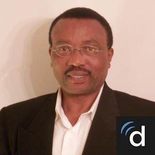 Pierre Kamguia, MD, Ophthalmology, Richmond, VA