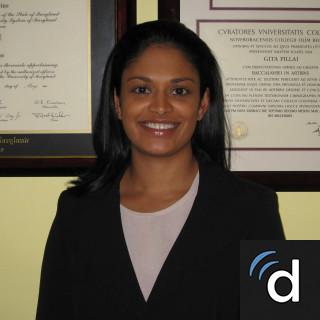 Dr Gita Pillai Orthopedic Surgeon In Lewes De Us News