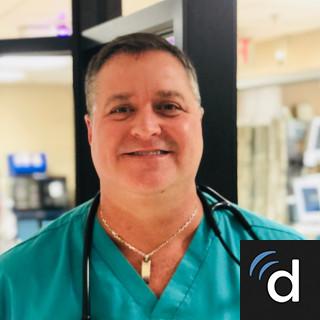 Carl Loveridge, PA, Critical Care, New Port Richey, FL, Medical Center of Trinity