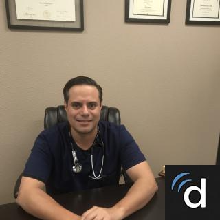 Luis Garza, MD, Family Medicine, El Paso, TX, University Medical Center of El Paso