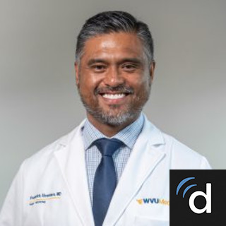 Frederick Alcantara, MD, Family Medicine, Bridgeport, WV, West Virginia University Hospitals