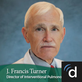 J. Francis Turner Jr., MD, Pulmonology, Knoxville, TN, University of Tennessee Medical Center