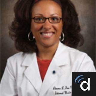 Almena Free, MD, Internal Medicine, Anniston, AL, RMC Anniston