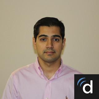 Ijlal Akbar Ali, MD, Internal Medicine, Oklahoma City, OK, OU Health