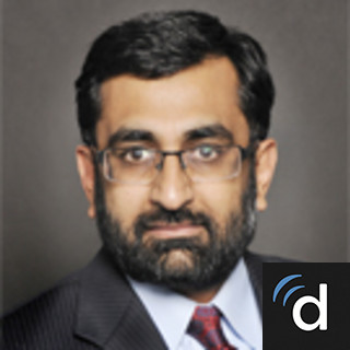 Syed Haider, MD, Oncology, Zion, IL, Cancer Treatment Centers of America Chicago