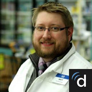 Matthew Rafa, Pharmacist, Wheeling, WV