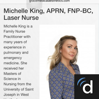 Michelle King, Family Nurse Practitioner, Waterbury, CT