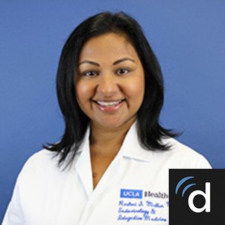 Dr  Rashmi Mullur, Endocrinologist in Los Angeles, CA | US News Doctors
