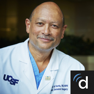 Hobart Harris, MD, General Surgery, San Francisco, CA, UCSF Medical Center