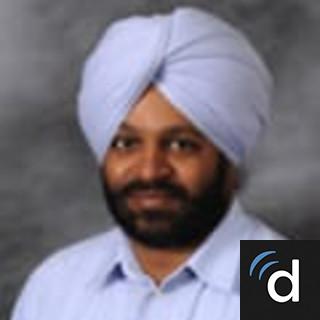Navneet Singh, MD, Internal Medicine, Olympia Fields, IL, Advocate Christ Medical Center