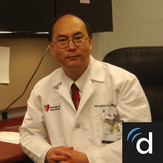 Dr Hongbiao Liu Md Amherst Ny Nuclear Medicine