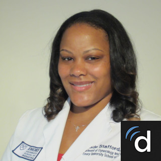 Dr Jade Stafford Obstetrician Gynecologist In Atlanta