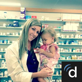 Kristen St. Pierre, Pharmacist, Ponchatoula, LA