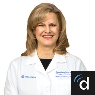 Susan Borchers, MD, Pulmonology, Columbus, OH, OhioHealth Riverside Methodist Hospital