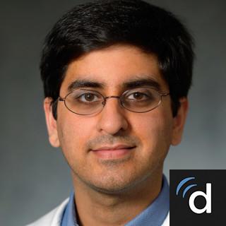 Sanjeev Vaishnavi, MD, Neurology, Philadelphia, PA, Hospital of the University of Pennsylvania