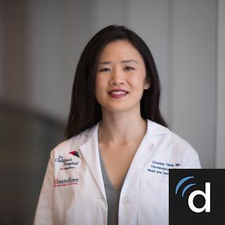 Christina Yang, MD, Otolaryngology (ENT), Bronx, NY, Montefiore Medical Center