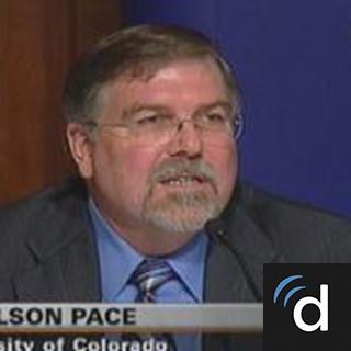 Wilson Pace, MD, Geriatrics, Aurora, CO