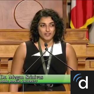 Megan Srinivas, MD, Infectious Disease, Fort Dodge, IA, University of North Carolina Hospitals