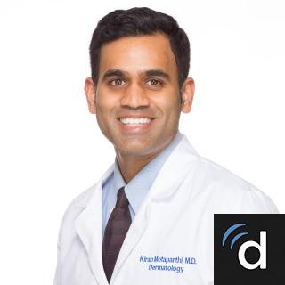 Kiran Motaparthi, MD, Dermatology, Gainesville, FL