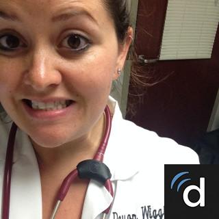 Jessica Wiggins, PA – Florence, SC | Emergency Medicine