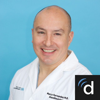 Marco Fernandez, MD, Anesthesiology, Arlington Heights, IL, Northwest Community Healthcare