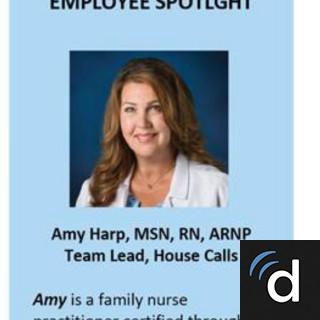 Amy Harp, Nurse Practitioner, Jacksonville, FL