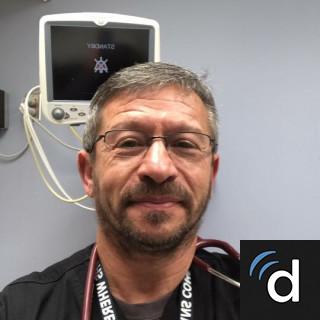 Marlon Doucet, MD, Emergency Medicine, Little Rock, AR, Central Arkansas Veterans Healthcare System