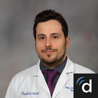 Kevin Zand, MD, Radiology, Jackson, MS, University of Mississippi Medical Center