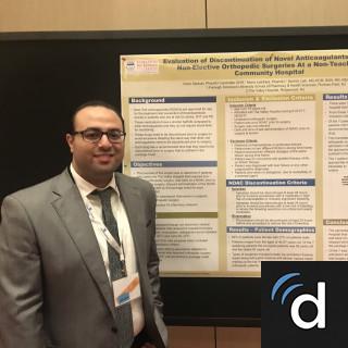 Haeem Sankari, Pharmacist, Bayside, NY