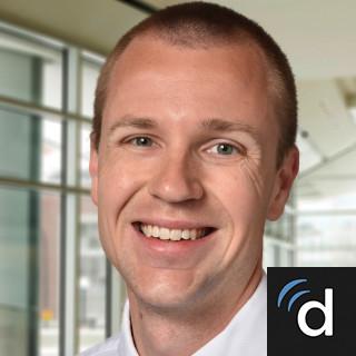 Benjamin Buck, MD, Internal Medicine, Columbus, OH, Ohio State University Wexner Medical Center