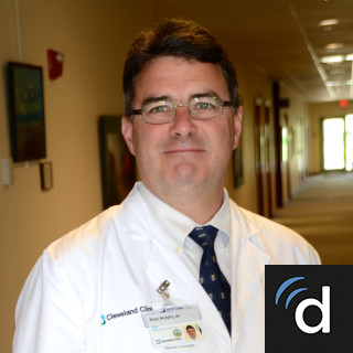 Brian Murphy, MD, Oncology, Cleveland, OH, Fisher-Titus Medical Center