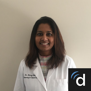 Dr  Nancy Patel, Pulmonologist in Clinton, SC | US News Doctors