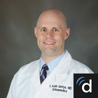 Dr  Franklin Gettys, Orthopedic Surgeon in Greenville, SC