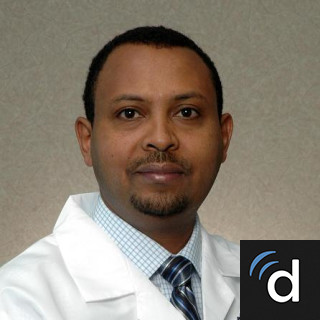 Eyob Yinnesu, MD, Internal Medicine, Salem, OH, Mercy Health - St. Rita's Medical Center