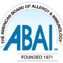 Dr. Irani Recognized for Service to the ABAI