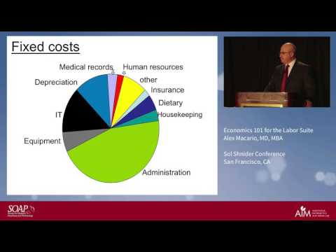 Dr  Alex Macario, MD – Stanford, CA | Anesthesiology